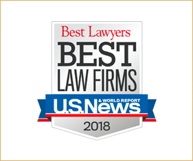 Best Law Firms The U.S. News & World Report - 2018