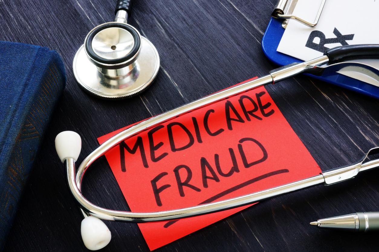 Burbank health care fraud