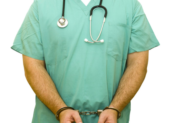 Chiropractor Sentenced For Imprisonment For Conspiring Kickbacks Of Fraudulent Medical Prescription In North Suburban Medical Center